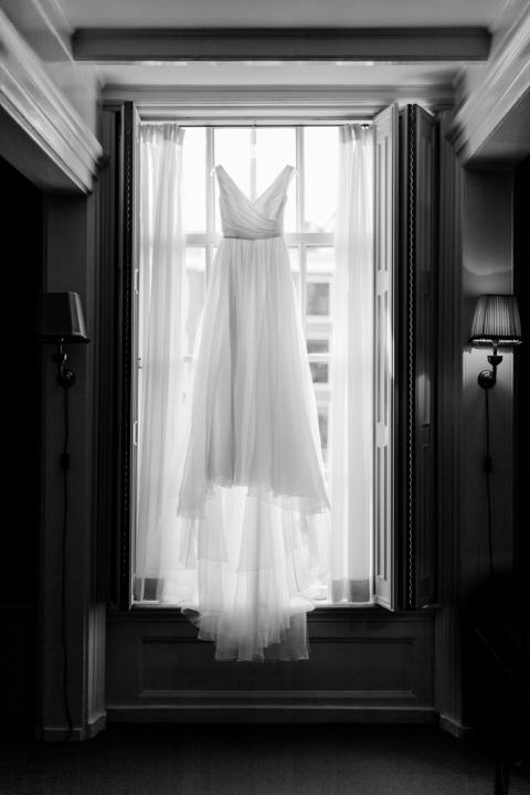 Bruiloft in Hotel 717 Prinsengracht Amsterdam