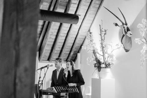 JES music - muziek tijdens je bruiloft, ceremonie, kerkdienst