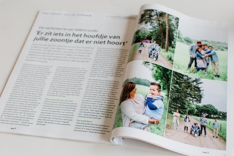 Joshua van Gent - Magazine Eva