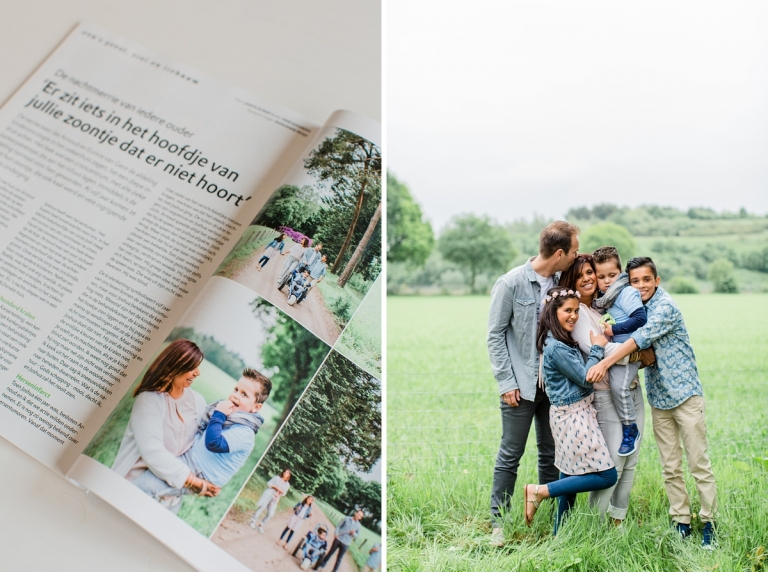 Publicatie Magazine Eva
