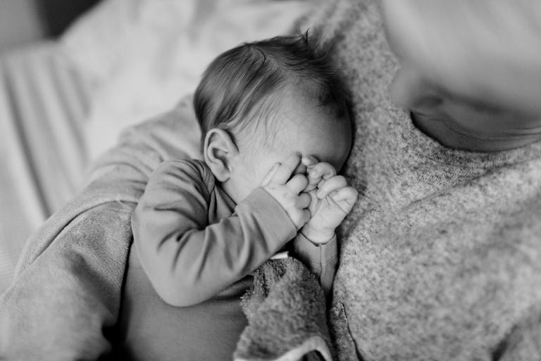 Newbornfotografie in Waddinxveen