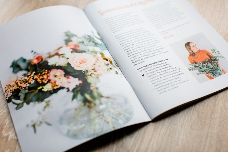 Magazine 40dagentijd Zij Lacht