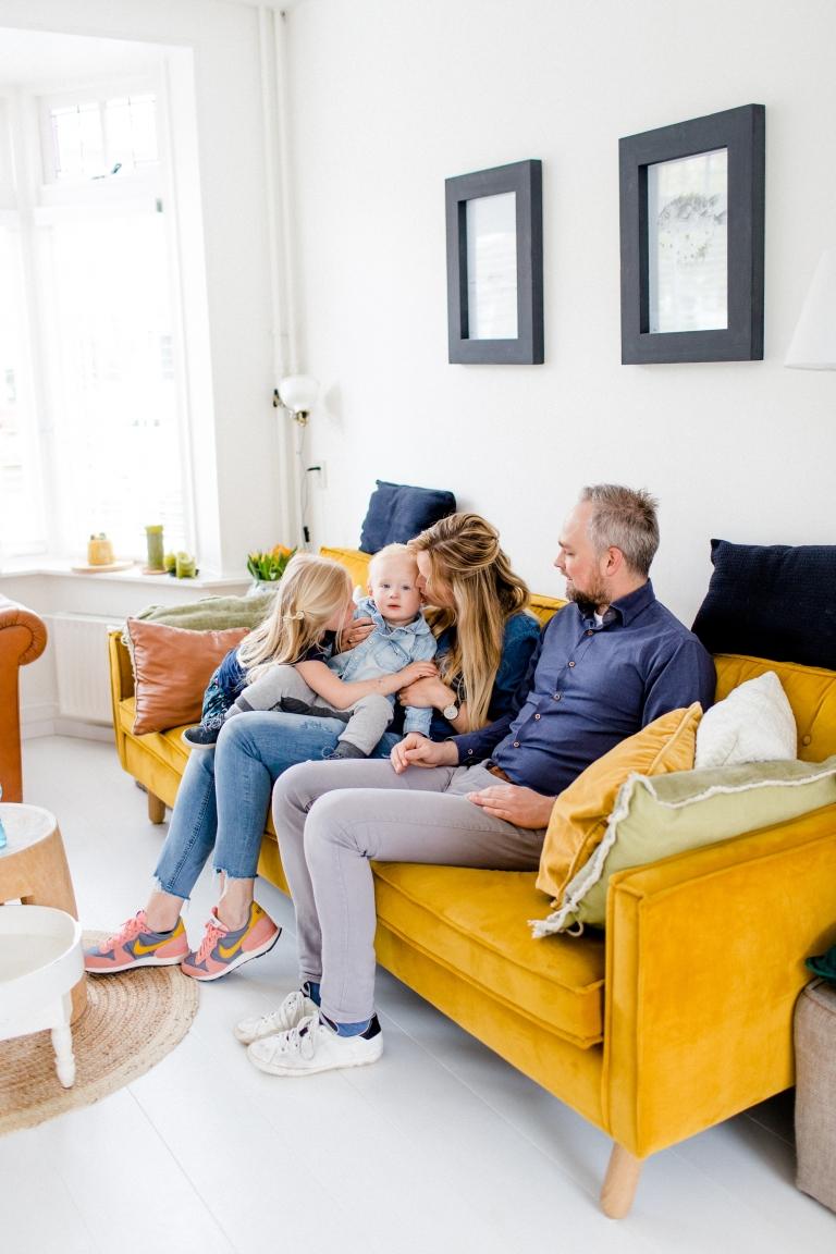 Gezinsfotografie Lifestylefotografie Lifestyle Familie Haarlem Noord-Holland