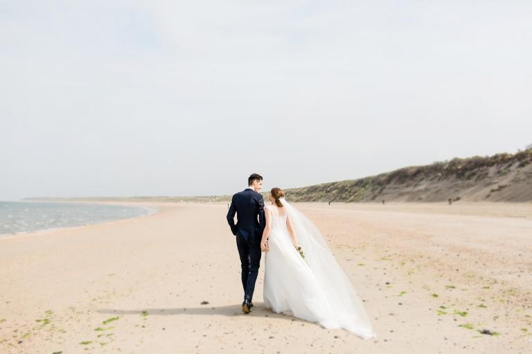 Bruiloft bij Slot Moermond Renesse Zeeland