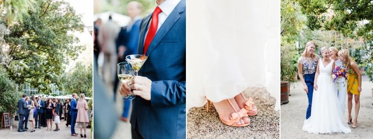 Bruiloft - trouwen in een kas