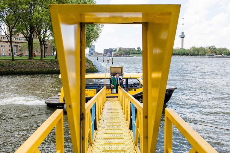 Trouwfotograaf Rotterdam - trouwen aan de Maas