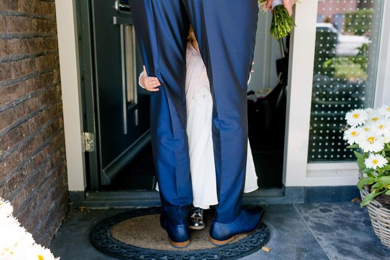 Bruiloft de Woeste Hoeve in Beekbergen