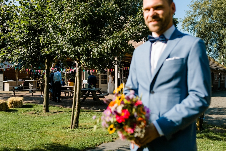 Bruiloft Hoeve Kindergoed Ermelo - Alexander & Winneke