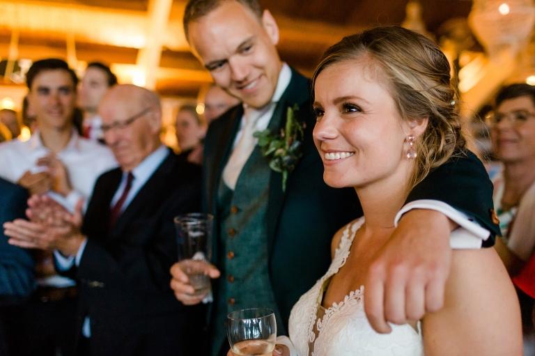 Bruiloft in Den Haag, trouwen bij Strandpaviljoen Zuid