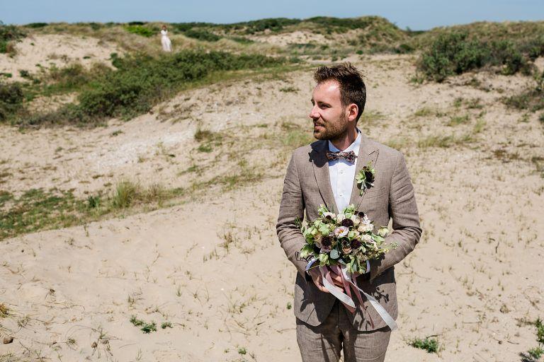 Bruiloft bij Buitenplaats Plantage in Vogelenzang